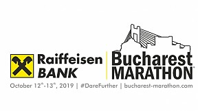 Raiffeisen Bank Bucharest Marathon ~ 2018